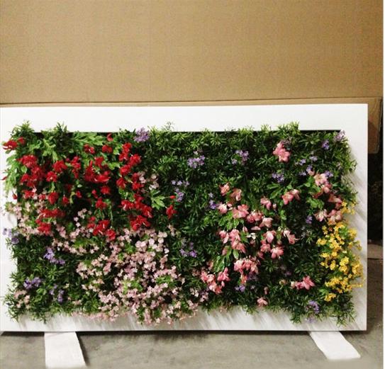 仿真植物草墙