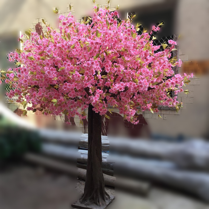 仿真圆形樱花树Artificial cherry blossom flower tree (2).jpg